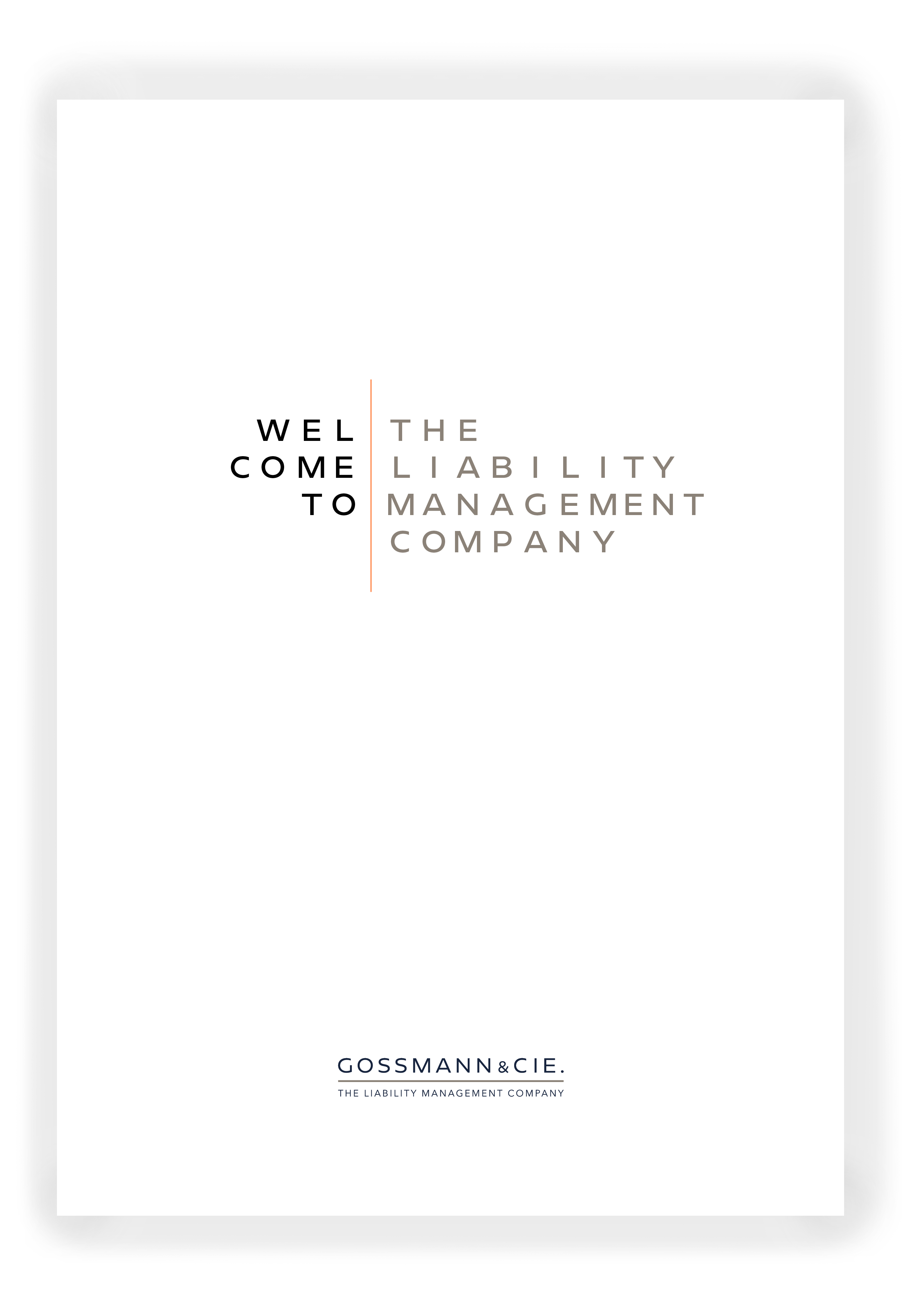 Gossmann & Cie Company Profile English
